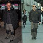 Mehmet Aslantuğ'un üzerinde hep aynı pantolon var