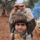 Türk fotoğrafçının objektifine takılan 'Hüda'nın korkusu'!