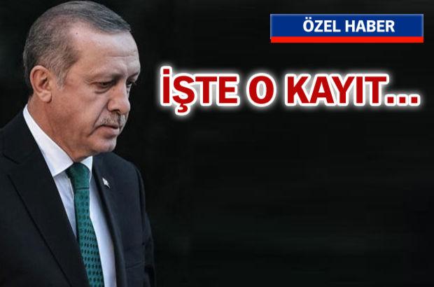 Cumhurbaşkanı Erdoğan şehit savcı için Kur'an-ı Kerim'i böyle okudu!