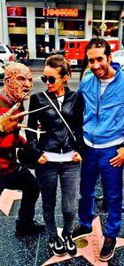 Pelin Sönmez Çolak Freddy'den korkmadı