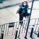 Canlı bomba Elif, 'Vatan'a hasta maskesiyle yaklaştı