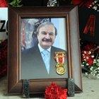Ergenekon davası sanıklarından emekli Yüzbaşı Muzaffer Tekin, toprağa verildi