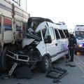 Bahçeşehir'de feci kaza!
