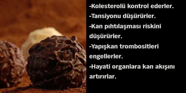 Hangi çikolata kalbe daha yararlıdır?