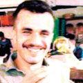 Polis katili Kobani'de öldürüldü