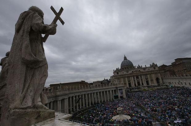 Papa'dan Paskalya mesajı