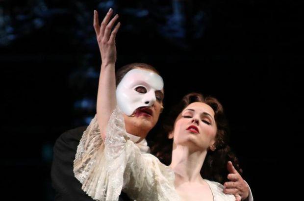 'Operadaki Hayalet' için sahne vakti!