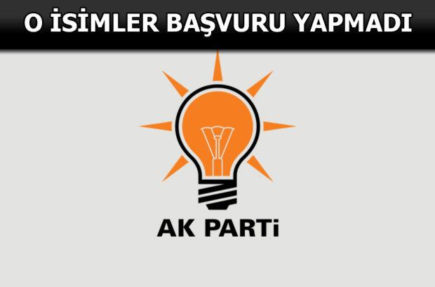 AK Parti 4 kadını liste başı yaptı