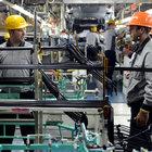 Sanayi üretimi sevindirdi!