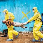 Ebola trajedisinin fotoğrafı