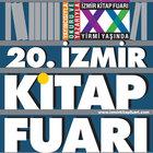 20. İzmir Kitap Fuarı Etkinlik Programı açıklandı