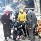 Suriye ordusu'ndan hastaneye saldırı