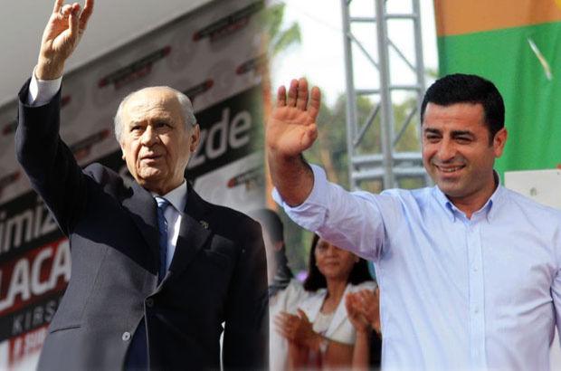MHP Kürtlere, HDP milliyetçilere nasıl seslenecek?