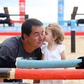 Acun, kızı Melisa'yla Dominik Cumhuriyeti'nde