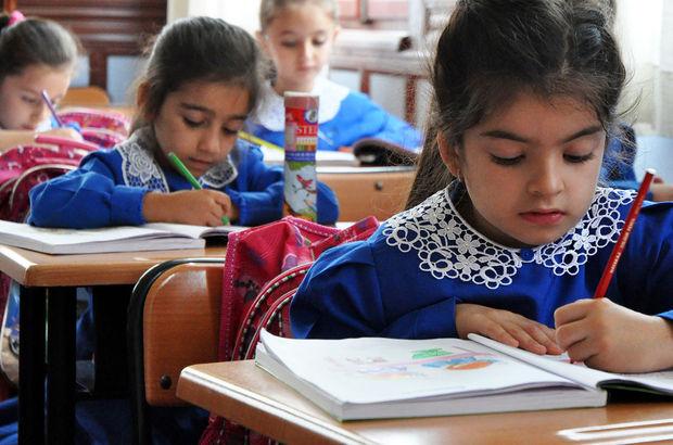 1.8 milyon öğrenci örgün eğitimin dışında