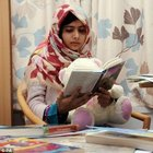 Malala 'gezegen' oldu