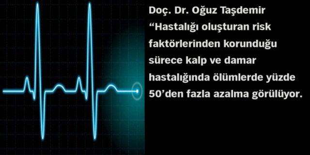 Kalp-damar sağlığı için yapmanız gerekenler