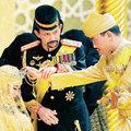 Küçük Prens'e dev sarayda düğün