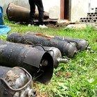 Patlamamış varil bombasında kimyasal madde şüphesi