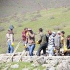 Tunceli Hozat'taki kazıda 10 kafatası bulundu