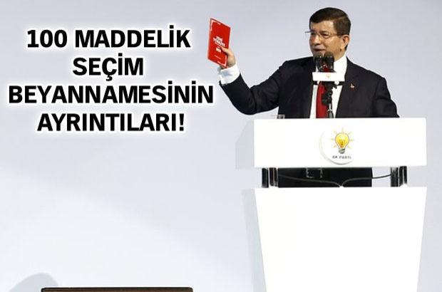 İşte AK Parti'nin ekonomi şifreleri!