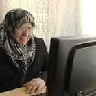 Gaziantepli Ayşe Karagüllü 73 yaşında bilgisayar öğrendi