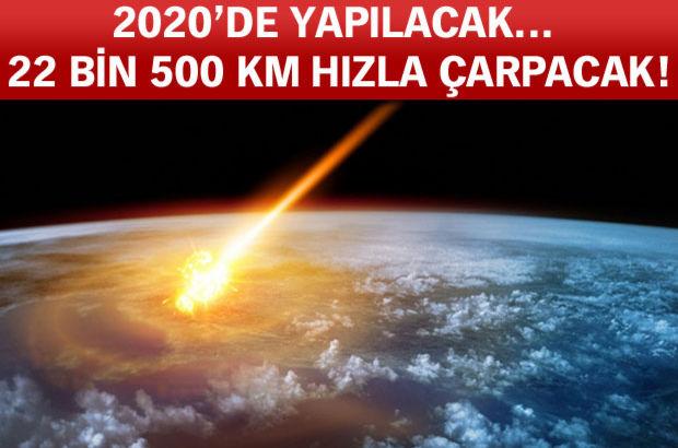 İnsanlığı kurtaracak büyük deney!