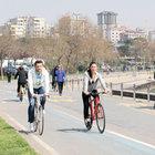 Bisiklet sürmek trend ama pedal basıp işe gitmek hayal