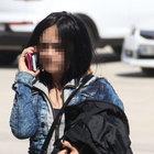 Sevgilisine kızdı otobüsün içinde yakalandı