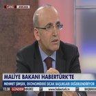 Maliye Bakanı Şimşek'den dolar yorumu