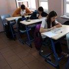 TEOG deneme sınavını tablet bilgisayarla yaptılar