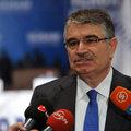 İdris Naim Şahin'den istifa kararı