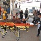 Yozgat'ta minibüs devrildi: 5 yaralı