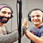 Fırat Tanış ve Murat Akkoyunlu rap yaptı!