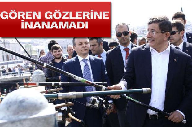Başbakan Davutoğlu şaşırttı