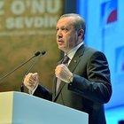 Cumhurbaşkanı Erdoğan: Kimse bu ifadelere yasak getiremez, asla yasak koyamaz