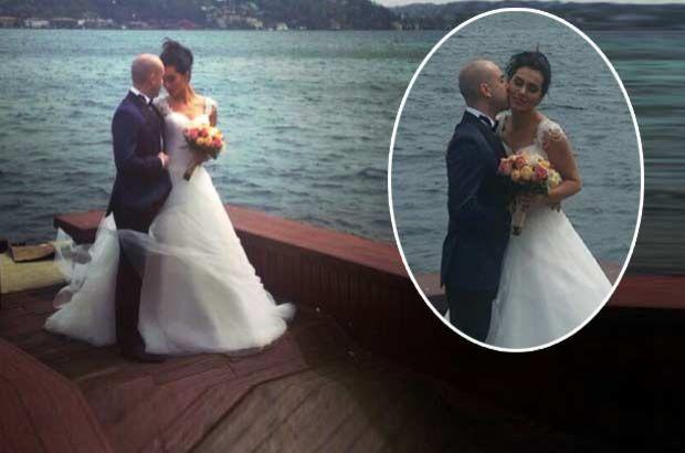 İşte Nur Bozar'ın düğünü...