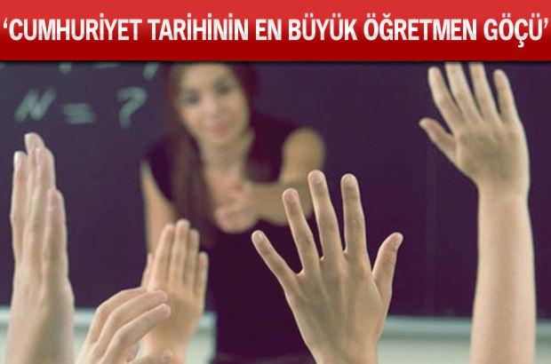 40 bin öğretmen yer değiştirecek