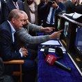 Cumhurbaşkanı Erdoğan yönetmen koltuğuna geçti