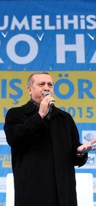Cumhurbaşkanı Erdoğan: Koalisyon demek iflas demektir