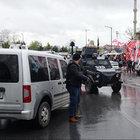 MHP'nin İstanbul Sarıyer'deki seçim bürosuna silahlı saldırı düzenlendi