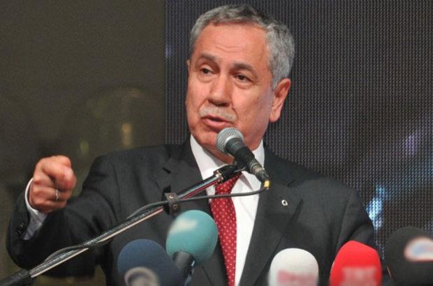 Başbakan Yardımcısı Arınç'tan muhalefete gönderme
