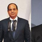 Mısır Cumhurbaşkanı Sisi, CIA Başkanı Brennan ile bir araya geldi