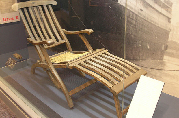 İngiltere,NY,Titanik,buzdağı,açık artırma,sandalye