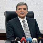 11. Cumhurbaşkanı Abdullah Gül Akdeniz'deki tekne faciasıyla ilgili konuştu