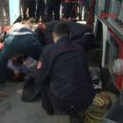 İstanbul'da halk otobüsü kazası:1 ölü
