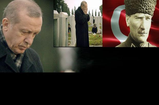 İşte Erdoğan'ın şiir okuduğu o tanıtım filmi