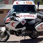 Sağlık Bakanlığı motosiklet ambulans sistemini başlatıyor