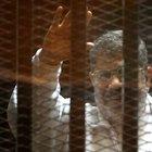 Muhammed Mursi 20 yıl hapis cezasına çarptırıldı