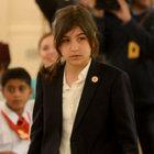 Başbakan'ın korumalığını 12 yaşındaki Ece Turhan yaptı
